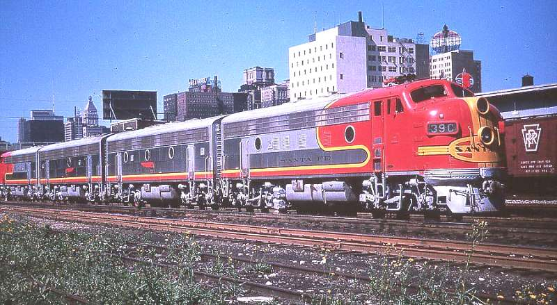 Central Maine Motors >> Diesellokomotiven EMD F-Reihe