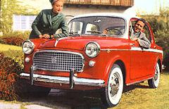 Fiat 1100 R Luxus